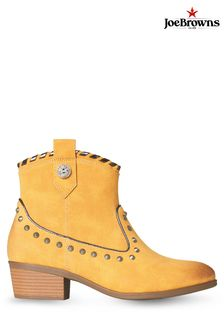 Joe Browns Cut The Mustard Studded Boots