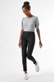 Dorothy Perkins Black Petite Skinny Ellis Jeans