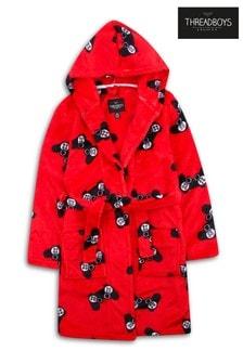 Threadboys Red Dressing Gown