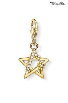 Thomas Sabo Gold Star Charm