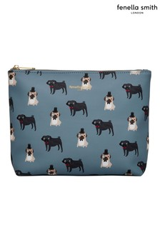 Fenella Smith Pug Friends Washbag