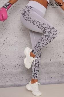 Chi Chi London Grey Brie Leggings