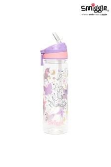 Smiggle Purple Sky Drink Bottle