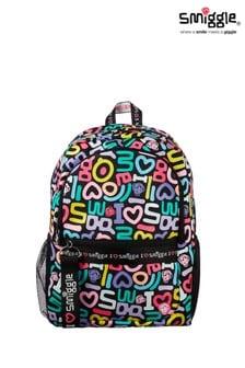 Smiggle Smiggle Print Smiggler Backpack