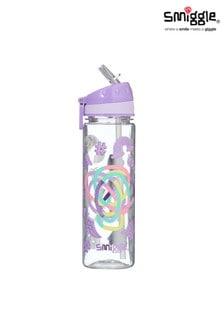 Smiggle Purple Smiggler Drink Bottle