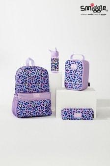 Smiggle Purple Giggle by Smiggle 2 School Bundle