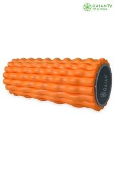 Gaiam Orange Deep Tissue Roller