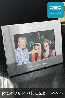 Personalised Luxury Landscape Photo Frame by CEG Collection