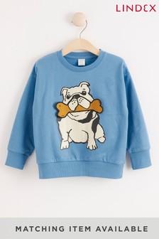 Lindex Blue Kids Sweater