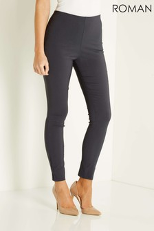 Roman Grey Originals Full Length Stretch Trousers