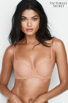 Victoria's Secret Evening Blush Lightly Padded Balcony Bra