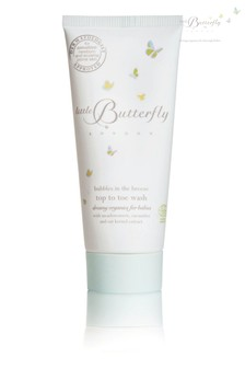 Little Butterfly London Bubbles in the Breeze Top To Toe Wash 100ml