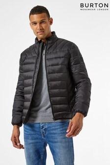 Burton Black Fuji Padded Jacket