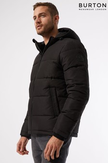 Burton Black Ripstop Aspen Padded Jacket