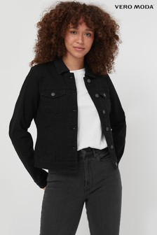 Vero Moda Black Classic Denim Jacket