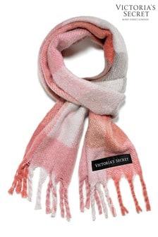 Victoria's Secret Pink Plush Scarf