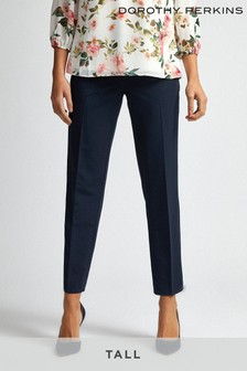 Dorothy Perkins Navy Tall Ankle Grazer