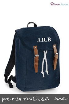 Personalised Rucksack by Loveabode