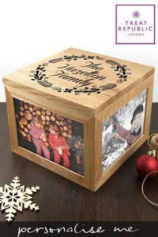 Personalised Memory Box by Treat Republic