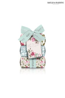 Baylis & Harding Royale Garden 3 Soap Set
