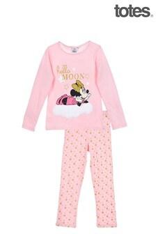 Totes Pink Minnie Mouse Pyjamas