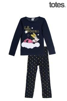 Totes Blue Minnie Mouse Pyjamas