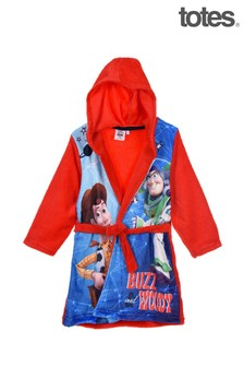 Totes Red Toy Story Dressing Gown