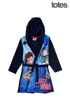 Totes Blue Toy Story Dressing Gown