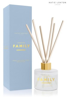 Katie Loxton Sentiment Reed Diffuser | Forever Family | Pomelo and Lychee Flower | 100ml