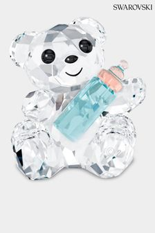 Swarovski White My Little Kris Baby Bear Ornament