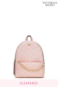 Victoria's Secret Blush Studded Small City Backpack