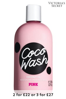 Victoria's Secret Coco Moisturizing Cream Body Wash with Coconut Oil