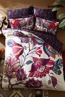 Joe Browns Floral Elephant Reverse Duvet Cover Set