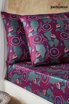 Joe Browns Brilliant Printed Floral Bedding Pillow Case Set
