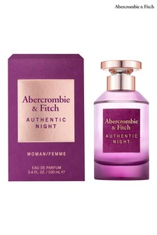 Abercrombie & Fitch Authentic Night for Women EDP 100ml