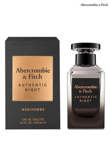 Abercrombie & Fitch Authentic Night for Men EDT 100ml