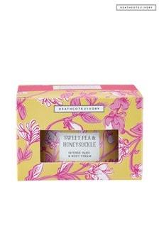Heathcote & Ivory New Sweetpea and Honeysuckle 200ml Intense Hand and Body Cream