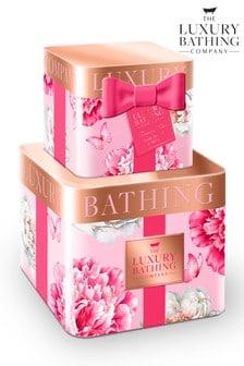 The Luxury Bathing Company Bathing Blossoms Gift Set