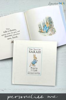 Personalised Peter Rabbit Hopping into Lifeby Signature Book Publishing