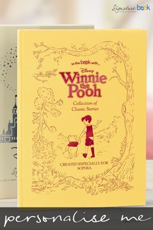 Personalised Winnie the Pooh Collection of Classic Standard by Signature Book Publishing