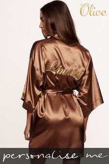 Personalised Kimono by Le Olive
