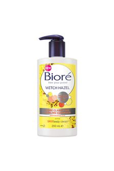 Biore Witch Hazel Pore Clarifying Cooling Cleanser 200ml