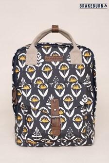 Brakeburn Floral Square Backpack