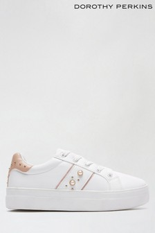 Dorothy Perkins Pink Blush Itsy Trainer