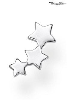 Thomas Sabo Silver Shooting Stars Single Ear Stud