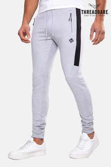 Threadbare grey Dwayne Slim Fit Joggers