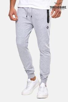Threadbare grey Tristain Slim Fit Joggers