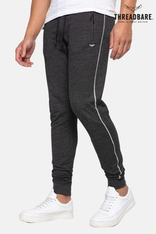 Threadbare Dark Grey Morris Slim Fit Joggers