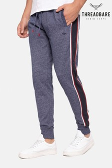 Threadbare navy Pudson Joggers