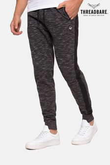 Threadbare black Kelvin Joggers